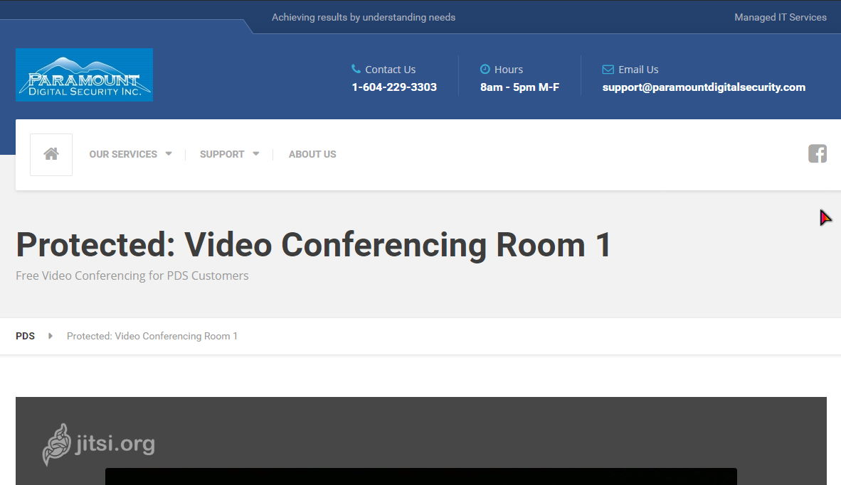 free video conferencing for customers